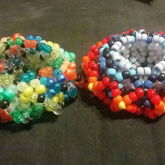 My First Ever Cuff And My Sour Patch Cuff