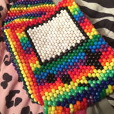 Front Of My First Kandi Bag :)