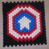 Captain America Flat Panel