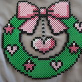 Kawaii Christmas Wreath