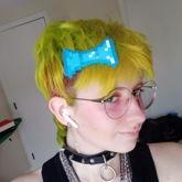 Kandi Hairclip