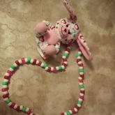 Stuffed Animal Kandi Necklace 1