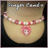 Pinkie Pie My Little Pony Kandi Necklace