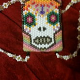 Daisy Sugar Skull Kandi Backpack