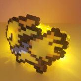 Light Up Joleton X Base Cuff
