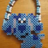 Blue's Clues Perler Double