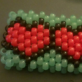 Zelda Heart Bar, Back.