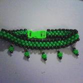 Green Star Collar