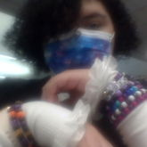 Me With Some Kandi On :>