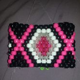Original Peyote Cuff I Made Free Hand