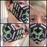 Bio-hazard Kandi Mask