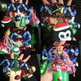 A Christmas Cuff I Gave Away At Polar Express Last Year!