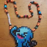 Wobbufet Perler Necklace