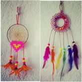 Kandi Dream Catchers