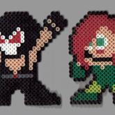 Bane & Poison Ivy