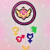 Sailor Moon Dream Catcher.