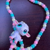 Lps Sheep Necklace <3