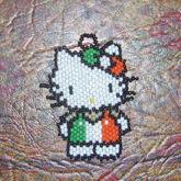 Irish Hello Kitty