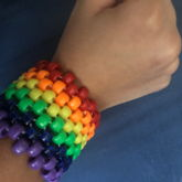 Rainbow Cuff!!