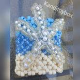 Starfish Kandi Cuff