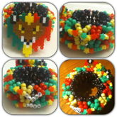 Snoop Lion 3D Cuff