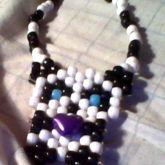 Panda Style Necklace