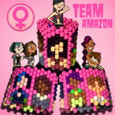 Team Amazon Cuff