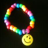 Rainbow Smiley Single