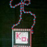 KO! Gameboy Necklace N-n