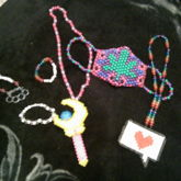 Kandi I Made For A Plur Pkg