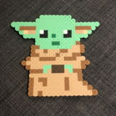 Baby Yoda With Soup