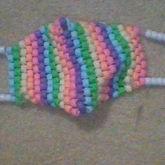 Pastel Rainbow Mask