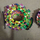 Top View Of T.l.o.z Cuff