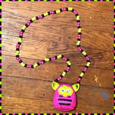 Furby Necklace