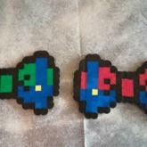 Mario And Luigi Bows