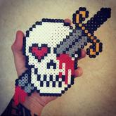 Dagger Skull