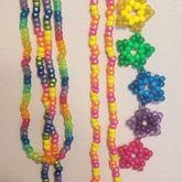 Kandi Necklaces And Kandi Star Chain