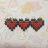 Legend Of Zelda Heart Pendant