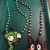 Gir And Jiji Necklaces