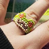 Pastel Frog Ring P2