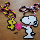 Woodstock & Snoopy Couples Necklaces