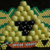 Bead Triforce [Peyote Stitch]