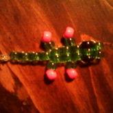 Translucent Baby Gecko