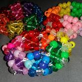 Rainbow 3D Cuffs