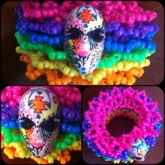Masquerade Mask Cuff