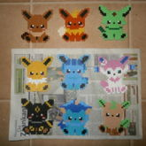 All Eeveelutions
