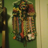 Masks, Necklaces, And Beanies