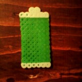 Perlerbead Ipod Battery Icon