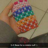 Rainbow-ish 5x Base