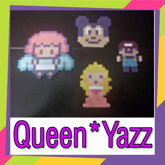 .:::Quenn*Yazz:::.  Angel ,micky Mouse ,mario Bros & Aurora